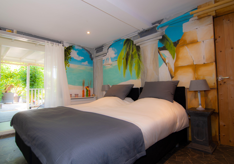 Slaapruimte bed and breakfast zutphen
