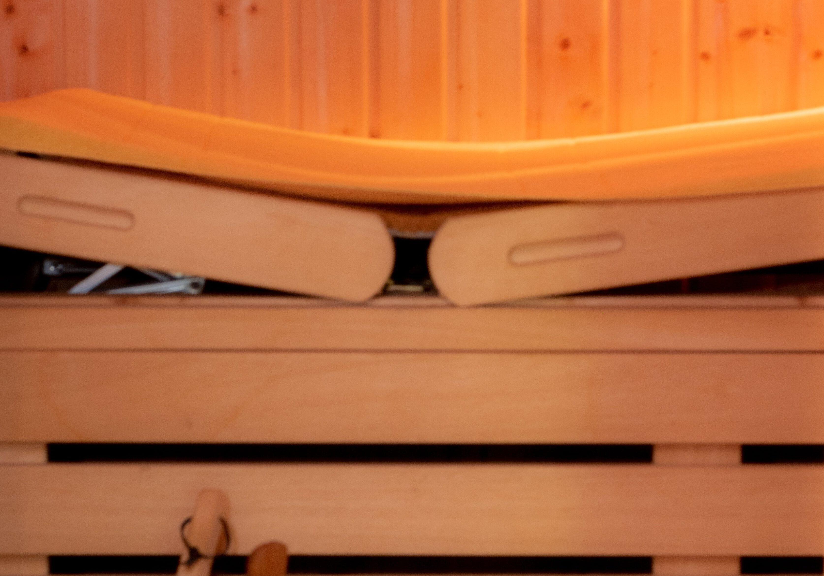 Bed and breakfast met sauna